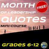Leadership Mini-Course