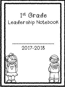 Leadership Notebook Binder Covers