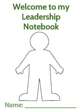 Leadership Notebook Bundle