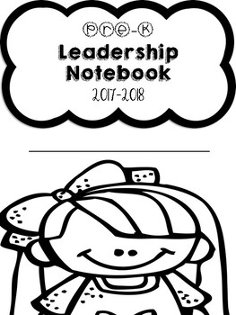 Leadership Binder Cover Pages