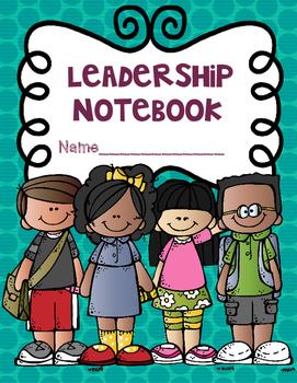 Leadership Notebook Covers