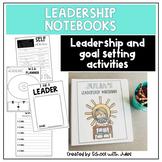 Leadership Notebook (Editable)