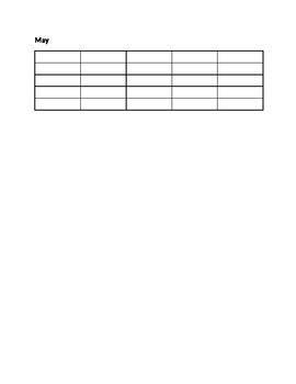 Leadership Notebook Sample