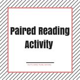 Leadership Paired Reading Full Lesson Plan