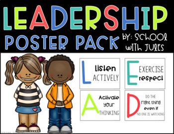 Leadership Poster Packet