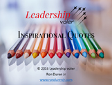 Leadership Quotes - 1