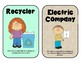 Leadership Role Classroom Job Cards