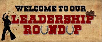Leadership Roundup Banner