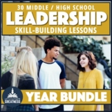 Leadership Activities and Skills Bundle