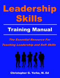 Leadership Skills Manuals Bundle