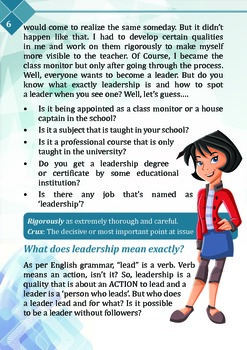 Leadership Skills for Young Minds