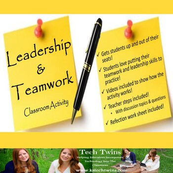 Leadership & Teamwork Activity