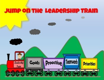 Leadership Train-setting goals-by Leader in the Classroom