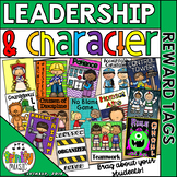 Character and Leadership Reward Tags