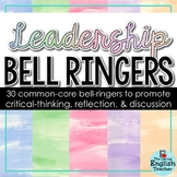 Leadership and Success Bell Ringers