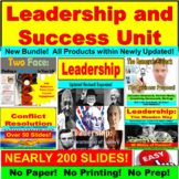 Leadership and Success Unit, AVID or All Subjects