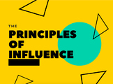 Leadership discussion - Principles of Influence