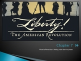 Leading Factors of the American Revolution
