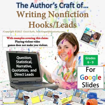 Leads/Openings Interactive Digital Notebook