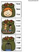 Leaf Bag CVCe Clip it- Literacy Center