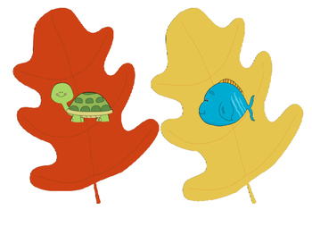 Leaf Beginning Sound Game