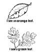 Leaf COlor Book