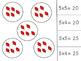 Leaf Clip Cards- Math and ELA