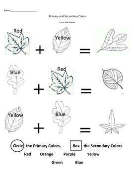Leaf Color Mix