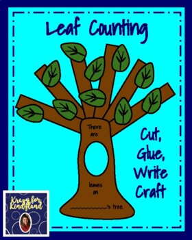 Leaf Counting Craft