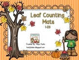 Leaf Counting Mats 1-20
