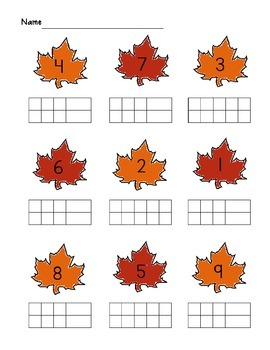 Leaf Counting with Ten Frame