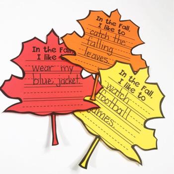 Leaf Craftivity