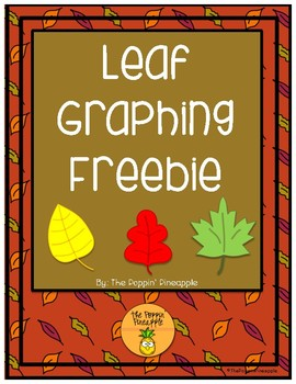 Leaf Graphing FREEBIE