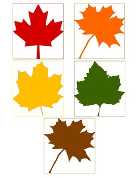Leaf Jumpers Color Game