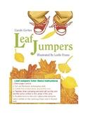 Leaf Jumpers Color Game