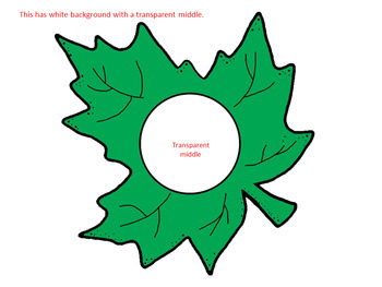 Leaf Kids Photo Frames (EDITABLE)