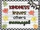 Leaf Kindness Fall Bulletin Board