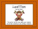 Leaf Man ~ A Fun Educational Fall Unit