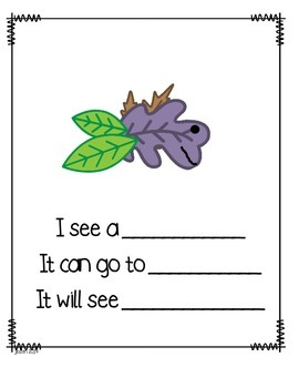 Leaf Man: An Integrated Writing Activity for Young Learners