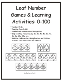Leaf Number Games & Learning Activities: 0-100 eBook