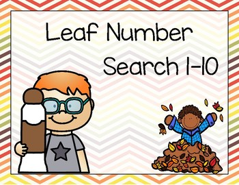 Leaf Number Search