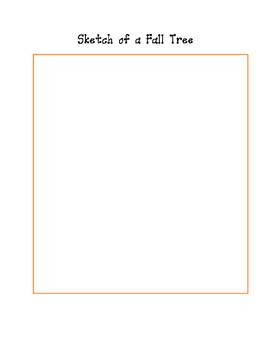 Leaf Observation Journal