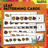 Leaf Patterning Cards