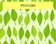 Leaf Print / Jungle Classroom Set