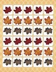 Leaf Race Counting Numbers to 30