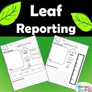 Leaf Reporting