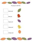 Leaf Scavenger Hunt