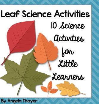 Leaf Science Activities