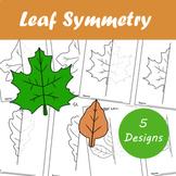 Leaf Symmetry | Distance Learning
