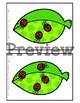 Leafy Ladybugs Math {Bingo Game}